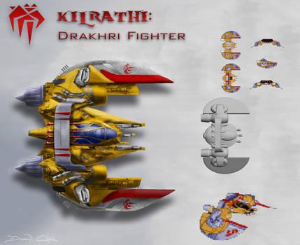 Re-Imaged Drakhri Concept (Wing Commander 2)