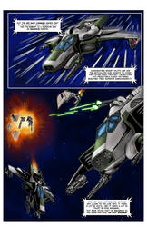 Page3 - Hunter Web Comic by dczanik