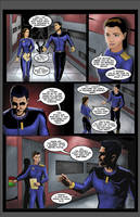 Page4 - Hunter Web Comic by dczanik