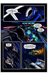 Page12 - Hunter: Star Citizen Web Comic