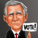 Georgwbush-dubya-votepng