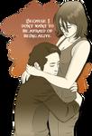 Walking Dead: Glenn and Maggie