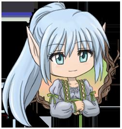 SotW: Chibi Althea by SilverHyena