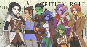 Critical Role: New Crew