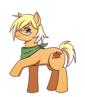 MLP OC Profile: Apple Trend by SilverHyena