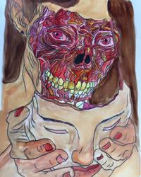 Zombie  by Jessicaxoxo4