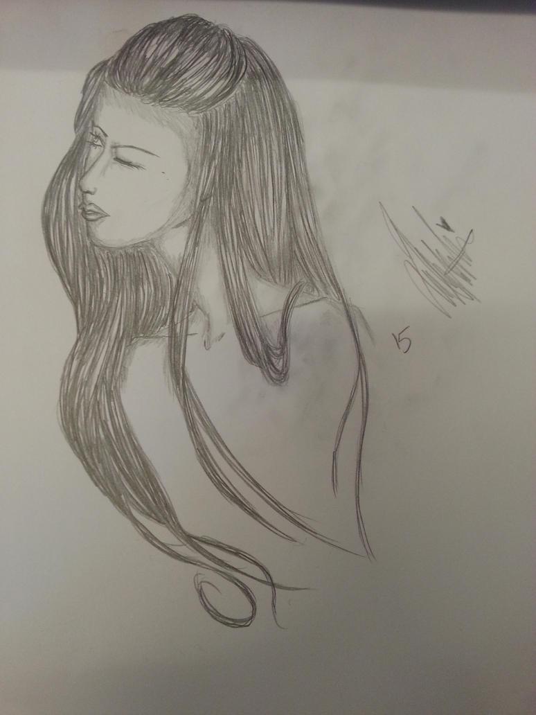 New art by LilleLotte92