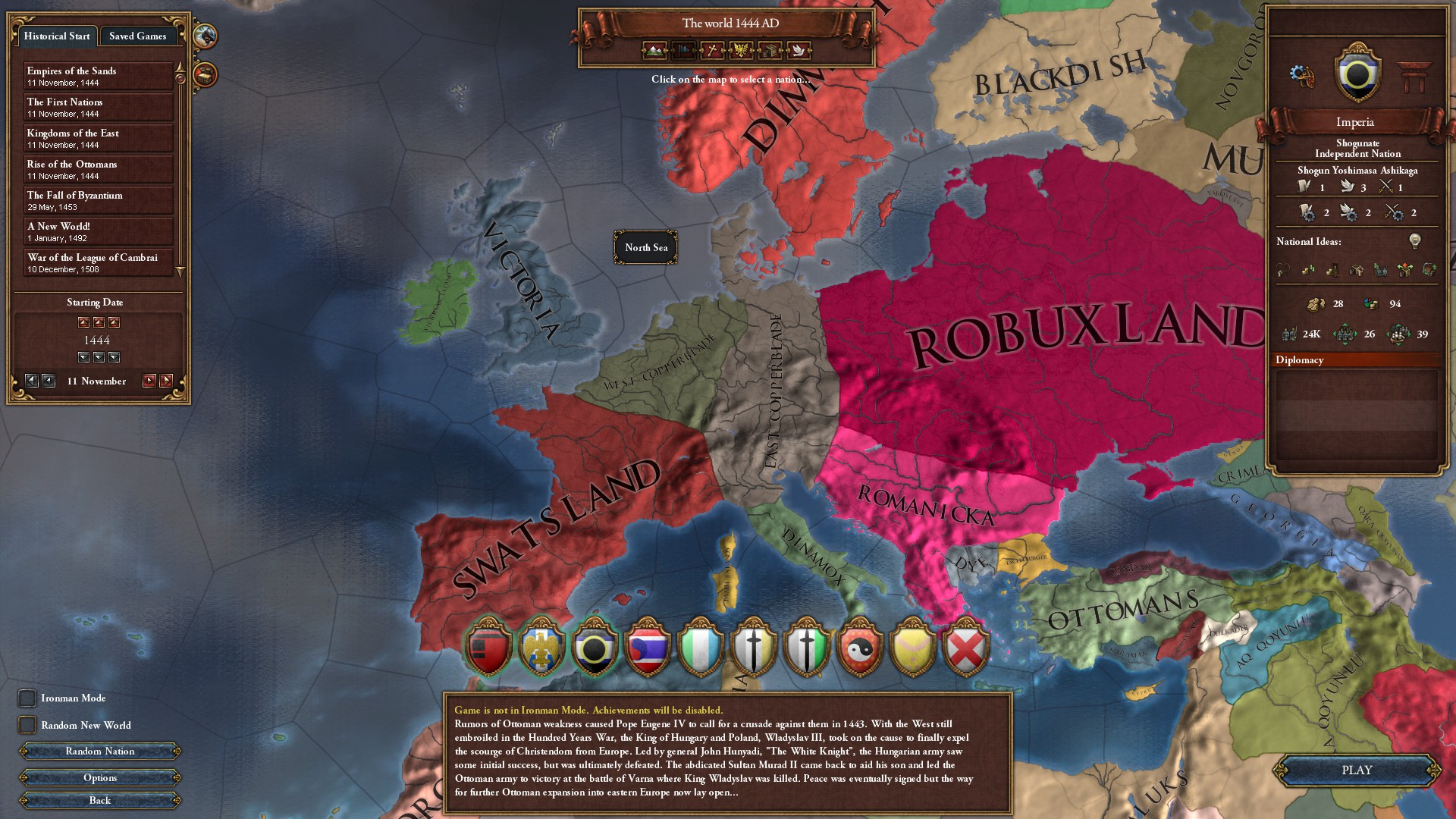 🔥 How Do I Activate Mods? :: Europa Universalis IV General