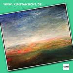 Kunstansicht abstract acrylic Landscape Artwork