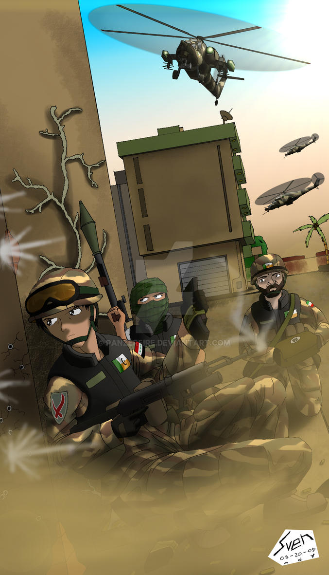 Strike At Karkand By Panzerfire
