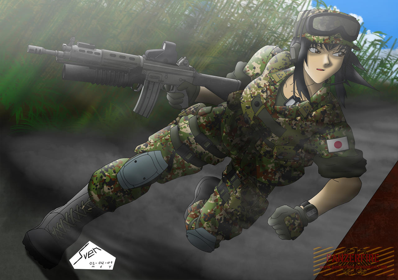 The Itto Rikui by Panzerfire