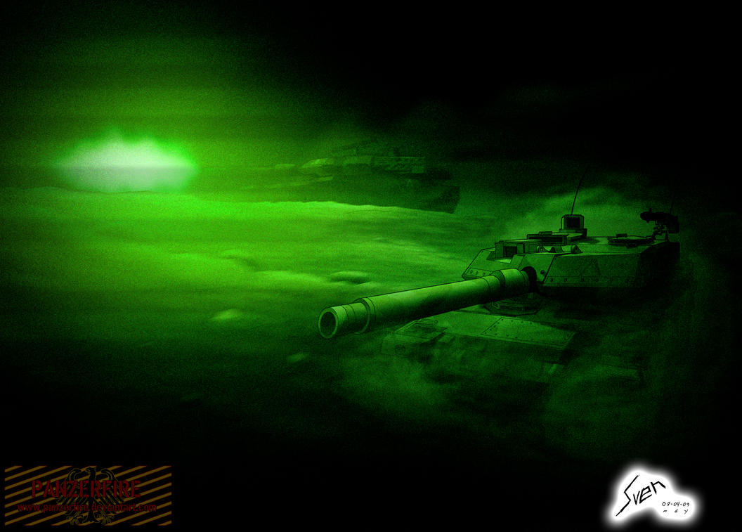 The Night of the Panzers -NV- by Panzerfire