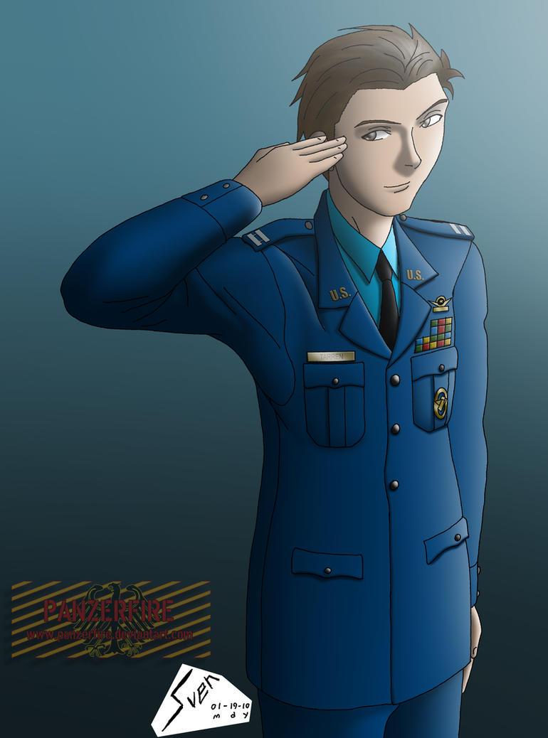 Capt. Jean Tarren by Panzerfire