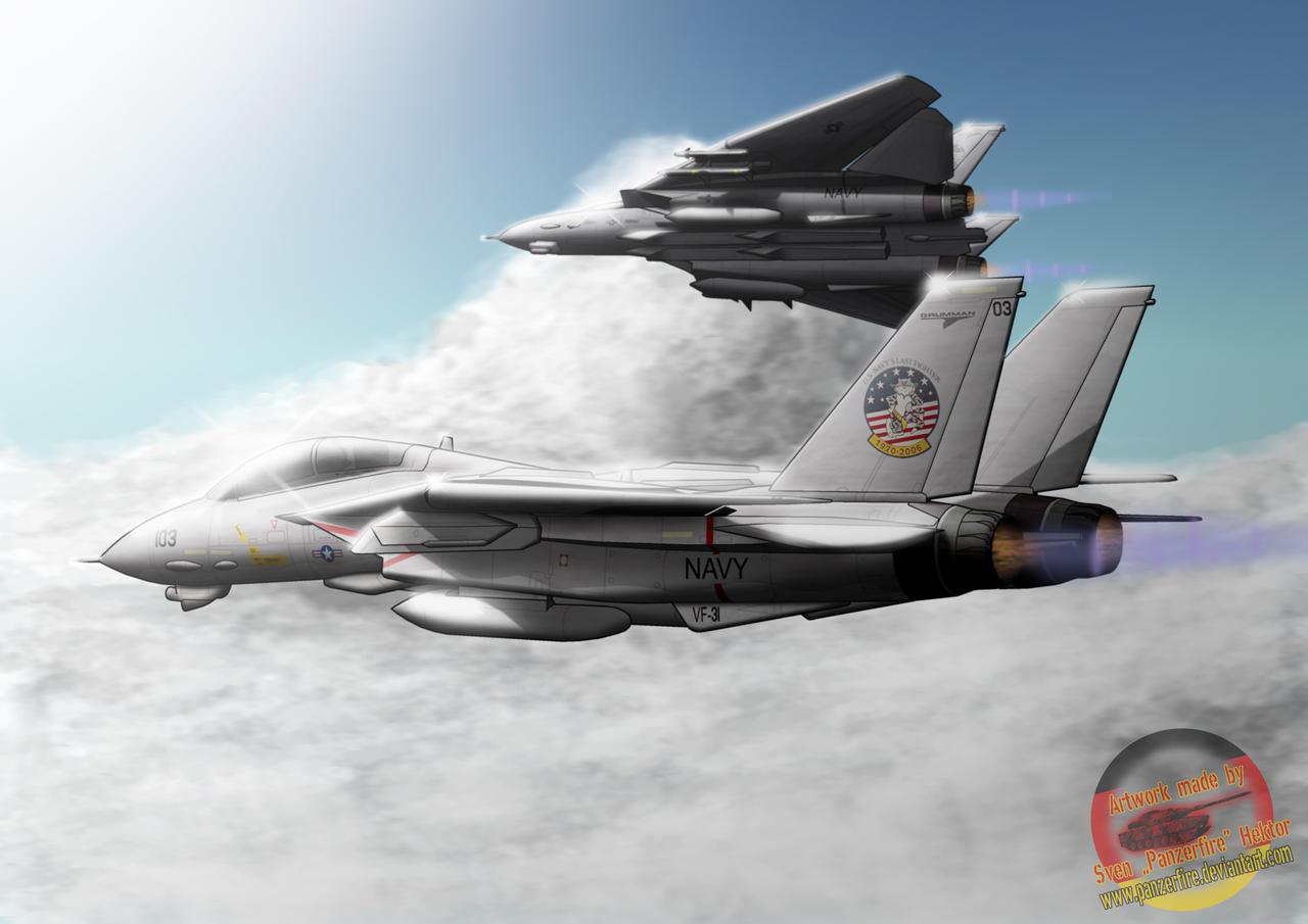 The Last Flight by Panzerfire