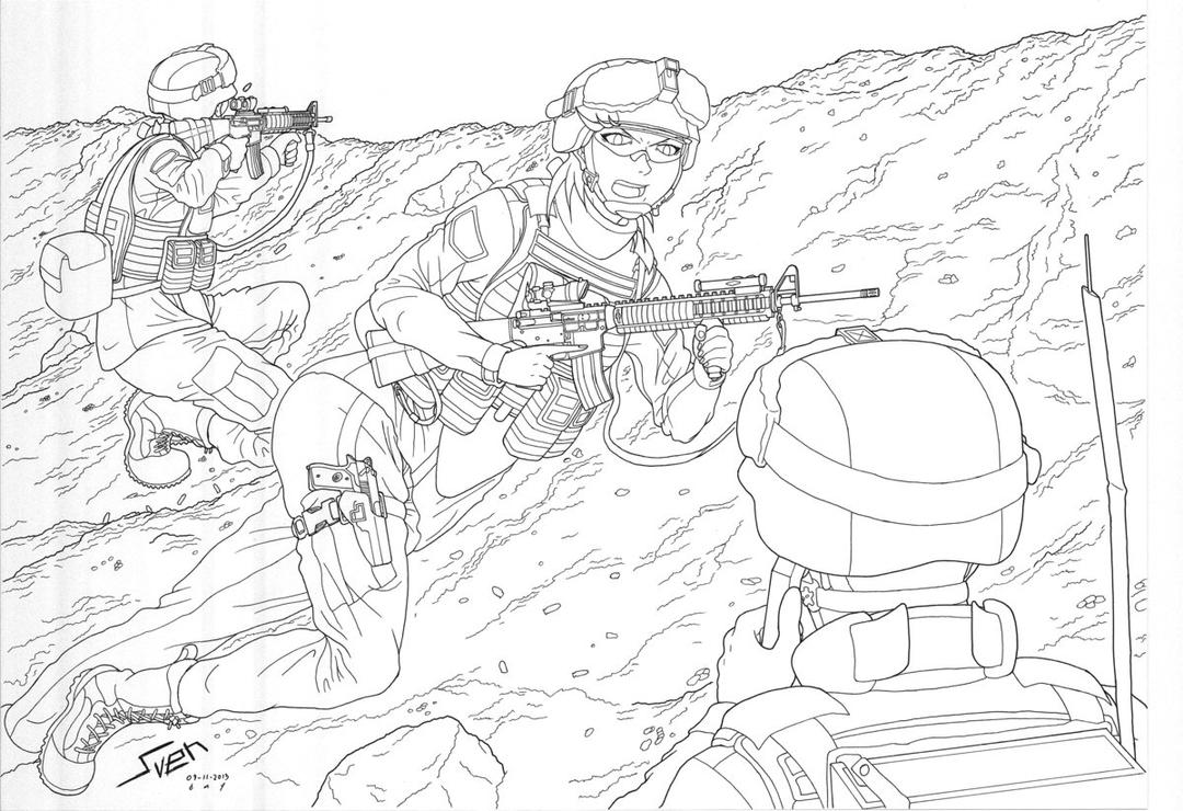 Enemy Contact (WIP) by Panzerfire