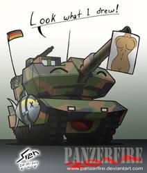 Panzerfire ID 2014 by Panzerfire