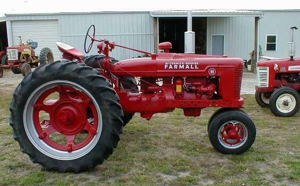 Farmall Tractor Models : Farmall h model by vellervell on deviantart