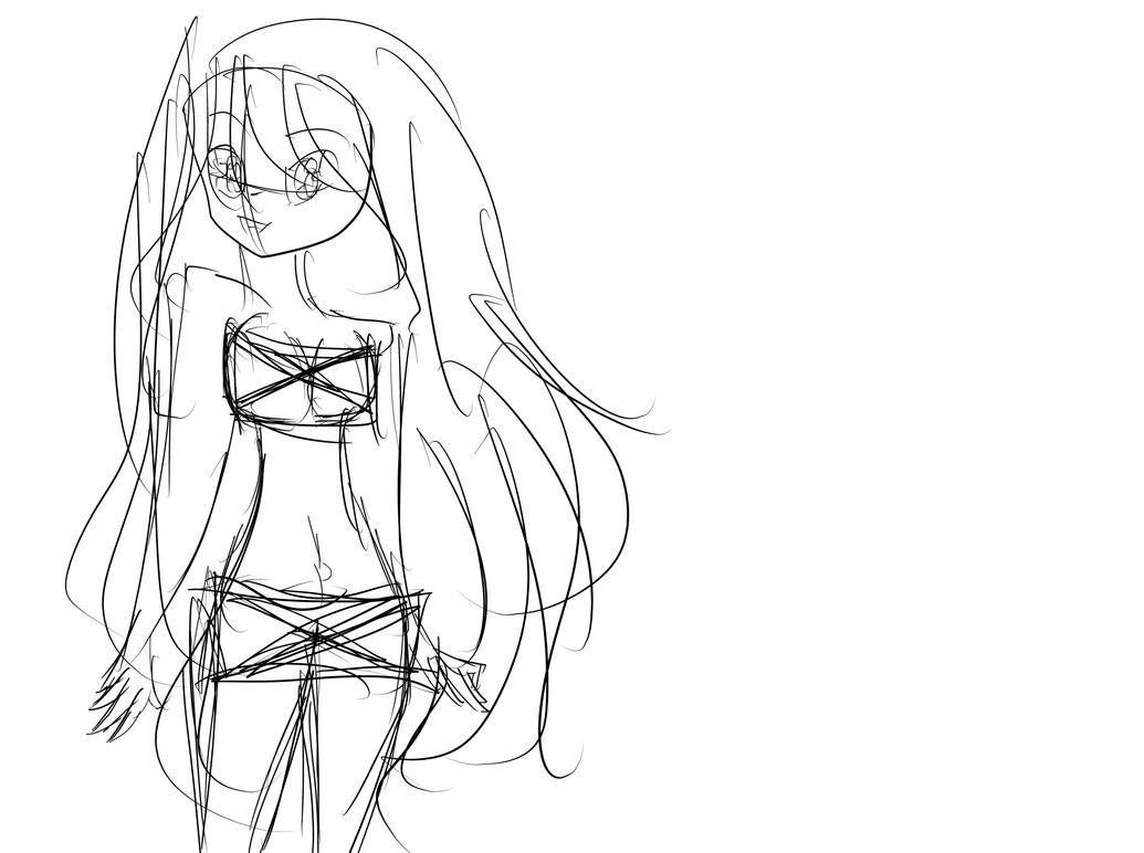 My anime girl anatomy~ by GlassesxHipster on DeviantArt
