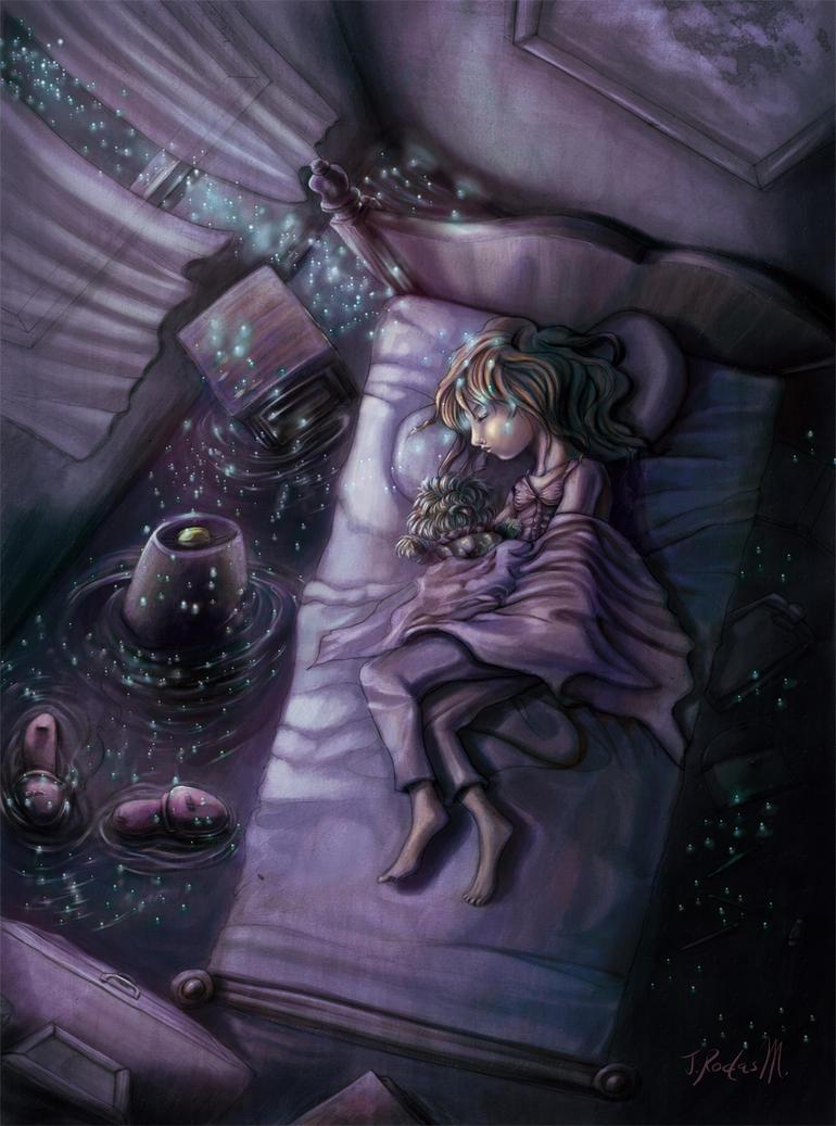 Inundacion de estrellas by JosueRodas