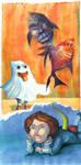 Fantasmas by JosueRodas