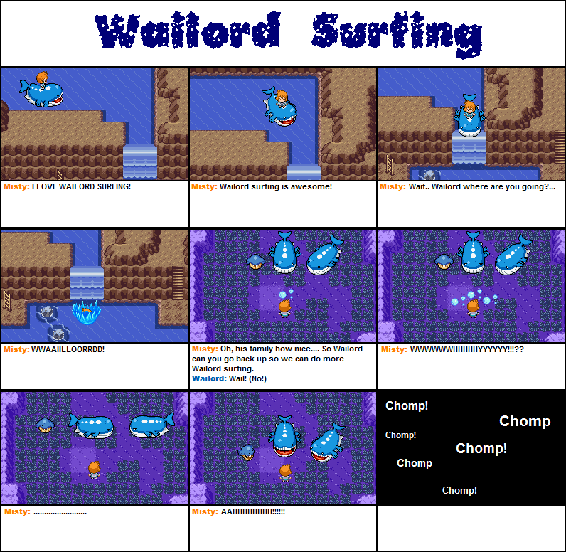 The gallery for --> Wailord And Skitty Size Comparison Wailord Size Comparison
