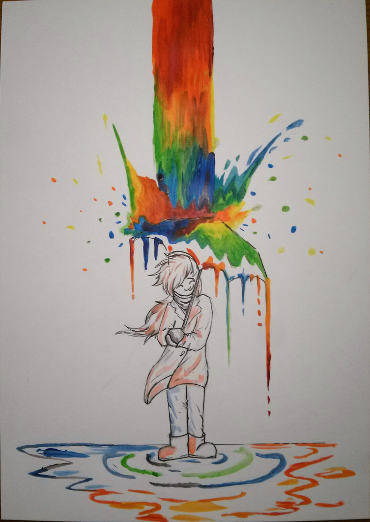 Colors by Sheltonee