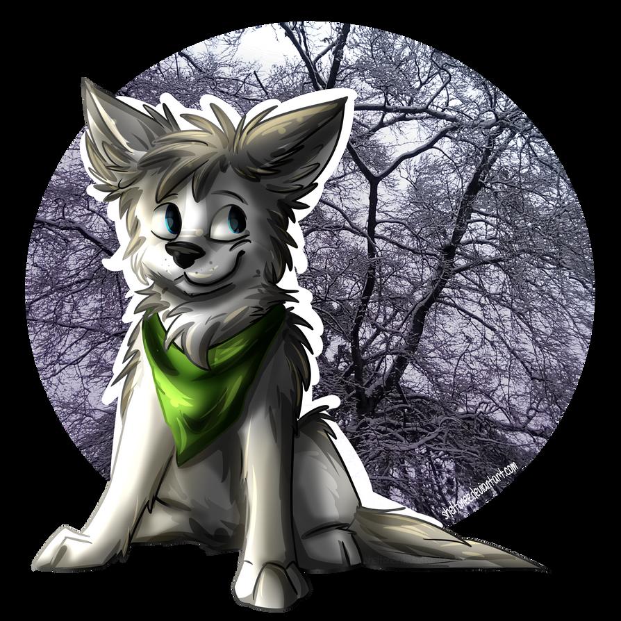 No name cute doggo by Sheltonee