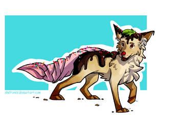 [ADOPT] Foxcake by Sheltonee