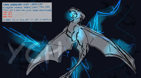 [YCH][AUCTION- CLOSED] Thunderstorm by Sheltonee