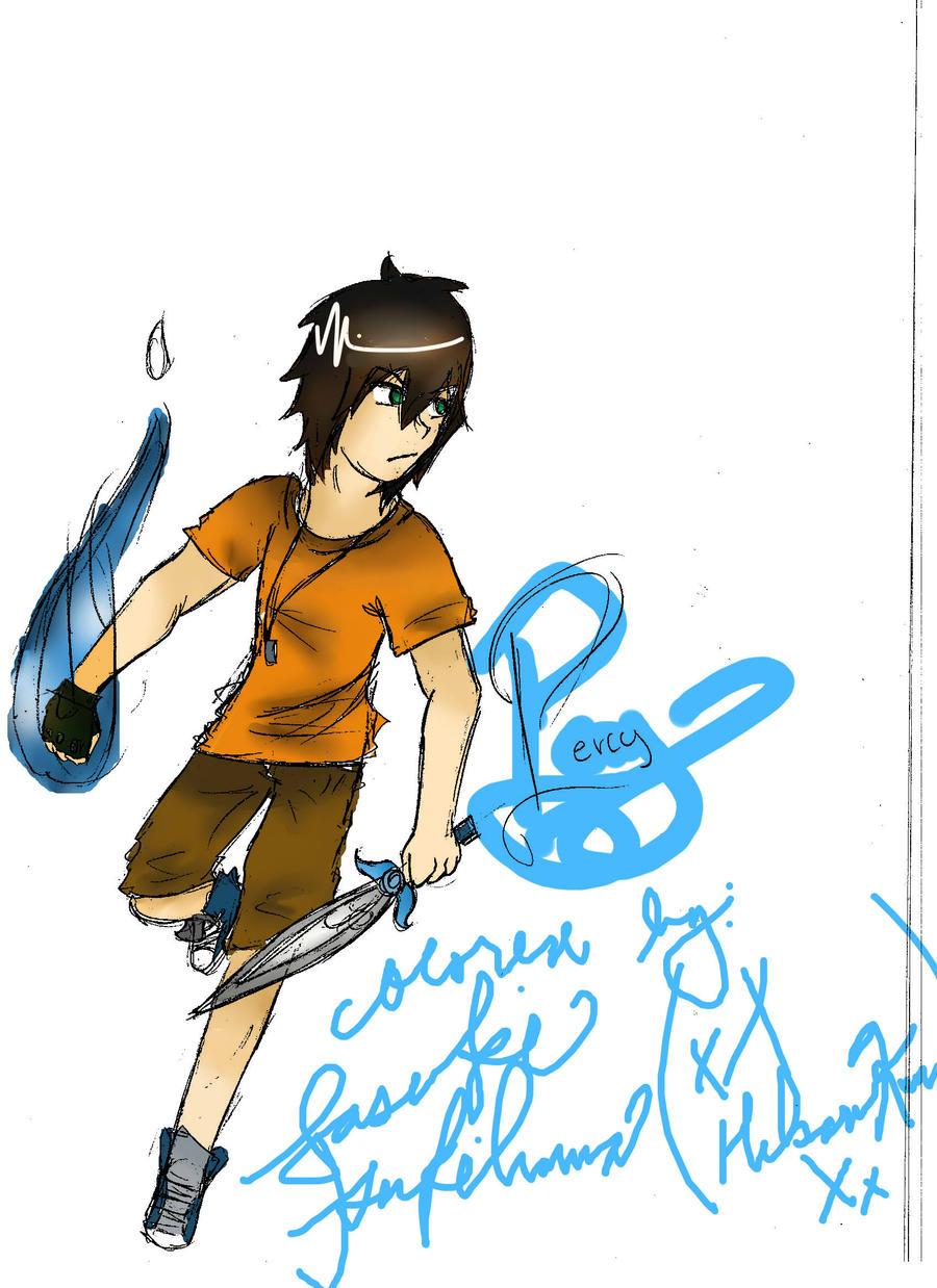 Color Request: Water's Leader by xXHikariKunXx