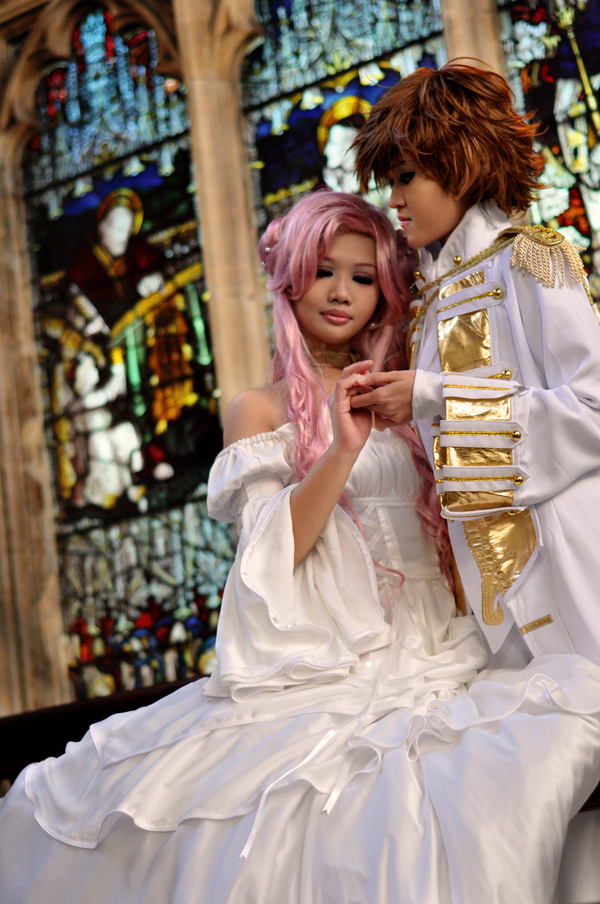 Code Geass: Destined to Be by hikaraseru