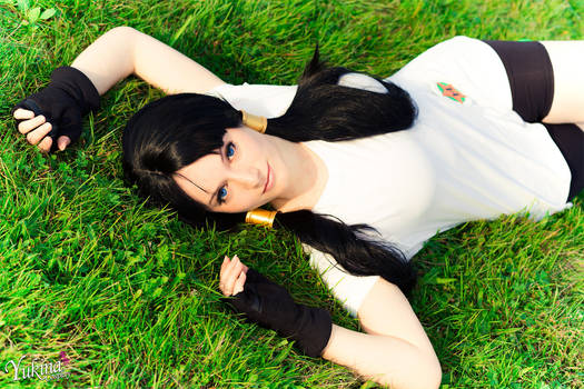 Videl (Dragonball Z) ~ strong and proud ~