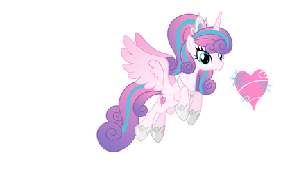 The Crystal Ice Princess