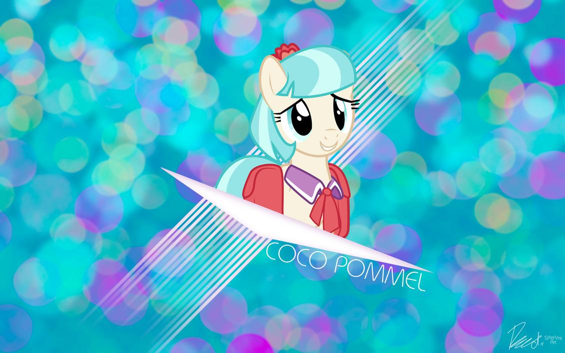 Coco Pommel by SPltFYre