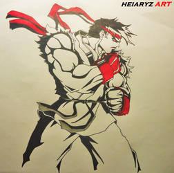 Street Fighter by Heiaryz