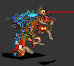 I am the Hammer by johntheoddball