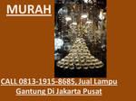 081319158685 Produsen Lampu Taman Di Jakarta Pusat