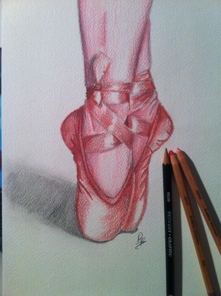 Ballet Shoes by nathanielpye