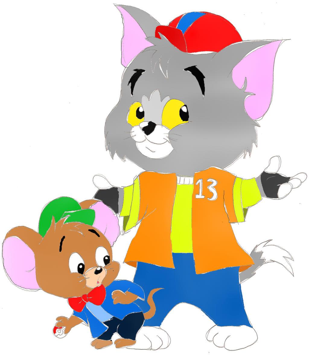 Tom n Jerry Kids' Random Attires 1 of 13 by ...