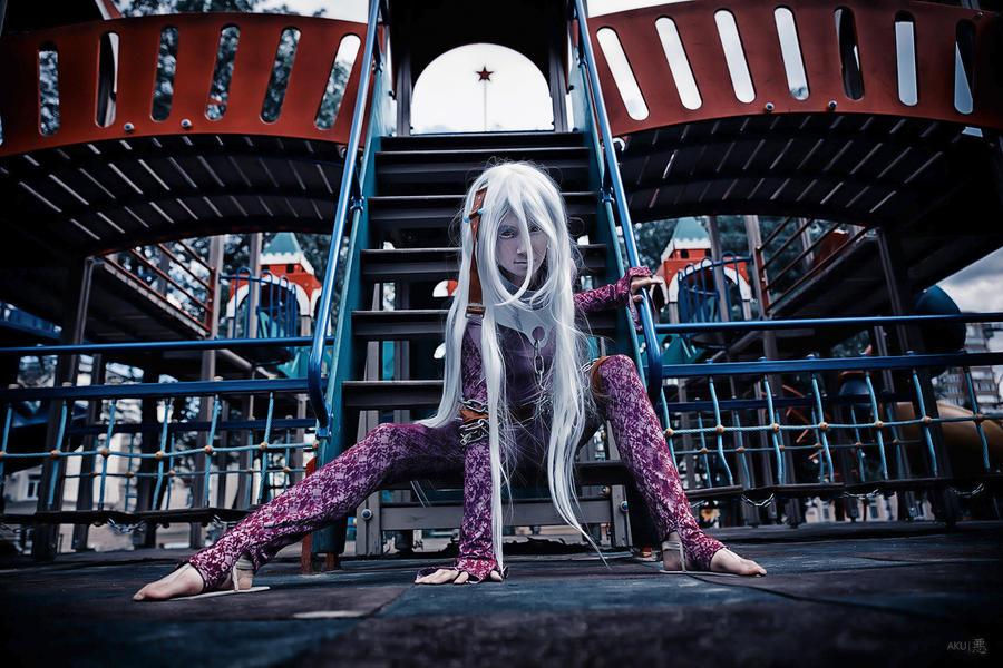 Deadman Wonderland - Shiro [I] - 01 by YukiRichan