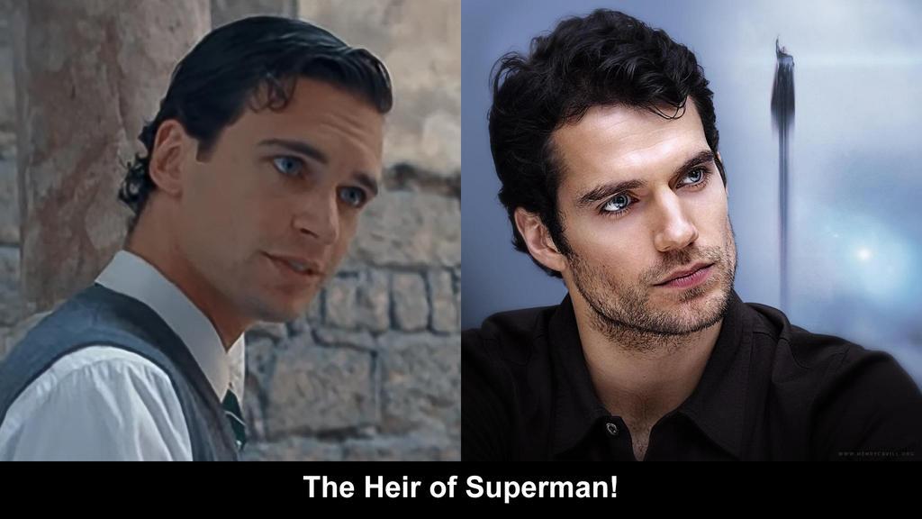The Hair of Superman by YukiRichan