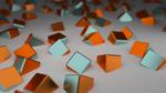 Cubes 3D by rajasegar