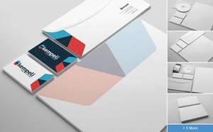 Stationery / Branding Mockups by h3design