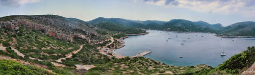 Panorama of Cabrera by h3design