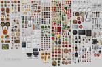 Kitchen Scene Generator - All items