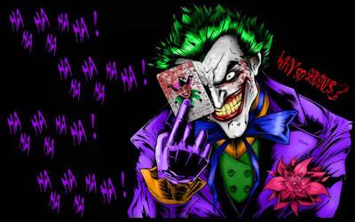 Joker My Joker 23212423 by Proxy23