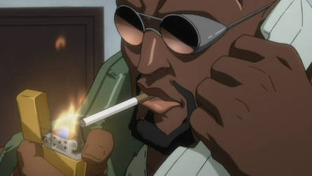 BlackLagoon035  Brazil WHAT??????? by Proxy23