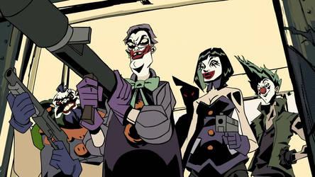 Jokers ??????? by Proxy23