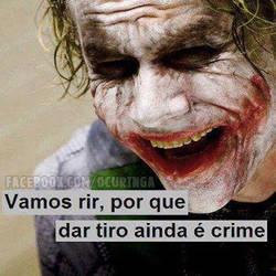 The Joker  O Circo Pegou Fogo by Proxy23