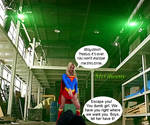 Supergirl in Making Movies